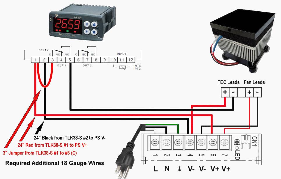 Ascon Tecnologic TLK38-S Digital, Dual Set-Point Temperature ... on
